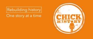 chick history logo