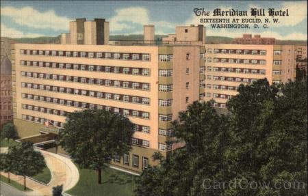 The Meridian Hill Hotel Washington